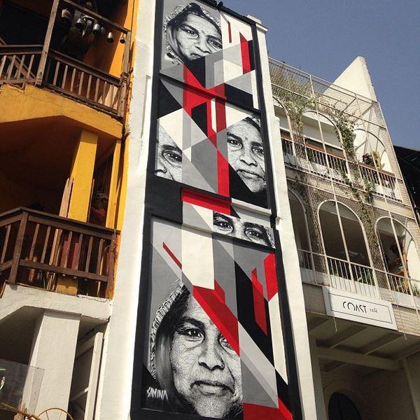 Street Art New Delhi