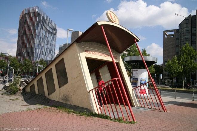 Bockenheimer Warte, Frankfurt, Alemanha
