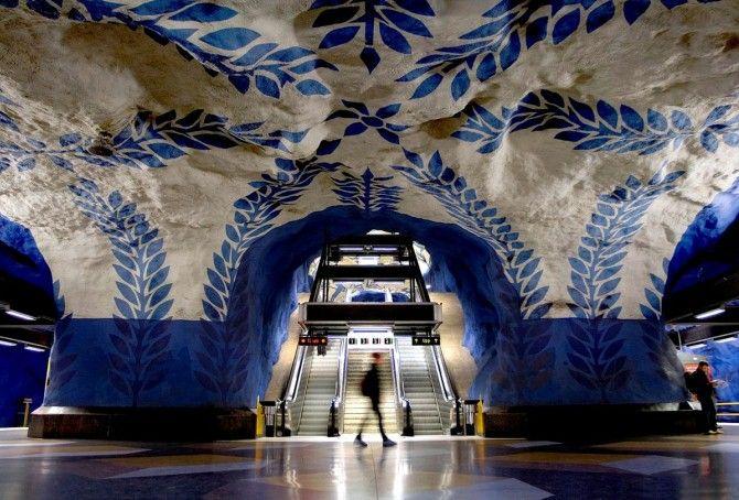 T-Centralen, Estocolmo - Suécia