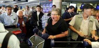 peggiori esperienze aeroporto