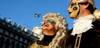maschere acrnevale significato