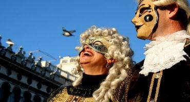 Il significato delle maschere