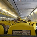 Continuano le novità Ryanair: dall'1 febbraio posti assegnati in fase di prenotazione