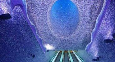 Le stazioni della metropolitana più belle d'Europa