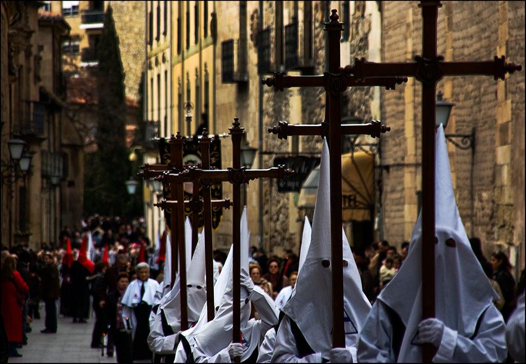 processione spagna