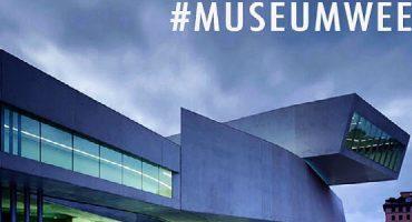#MuseumWeek: i musei europei si incontrano su Twitter per una settimana