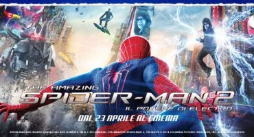 Vinci un viaggio con The Amazing Spider-Man 2