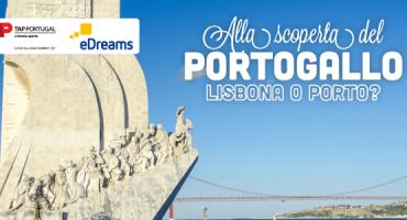 Vinci un viaggio in Portogallo