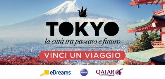 concorso eDreams Tokyo