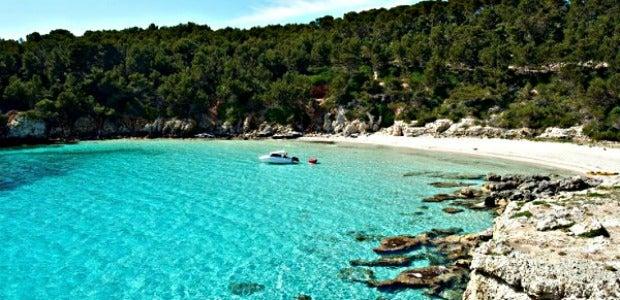migliori spiagge minorca