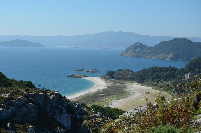 Isole cies, Spagna