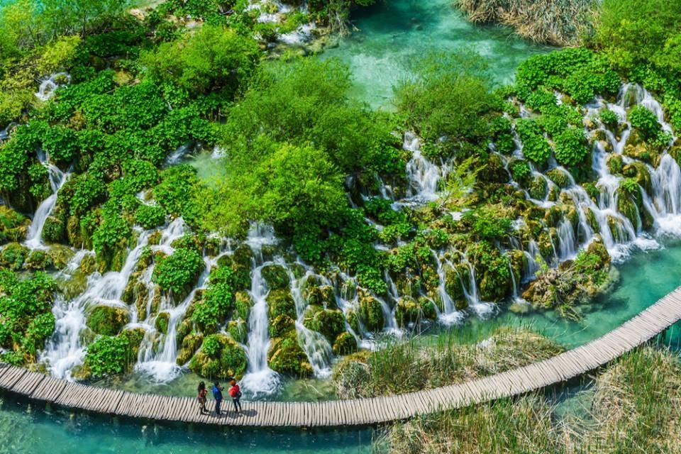 parco plitvice croazia