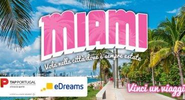 Vinci un viaggio a Miami con il concorso eDreams
