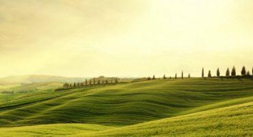 Settembre green nel cuore delle colline italiane