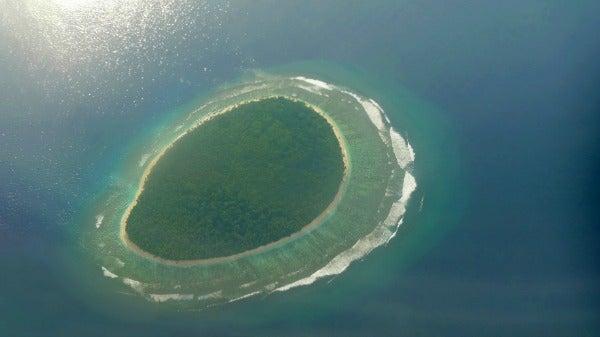 Docastaway isla amparo
