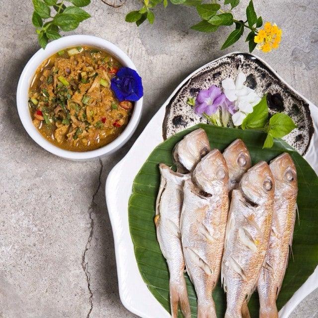 pesce thai