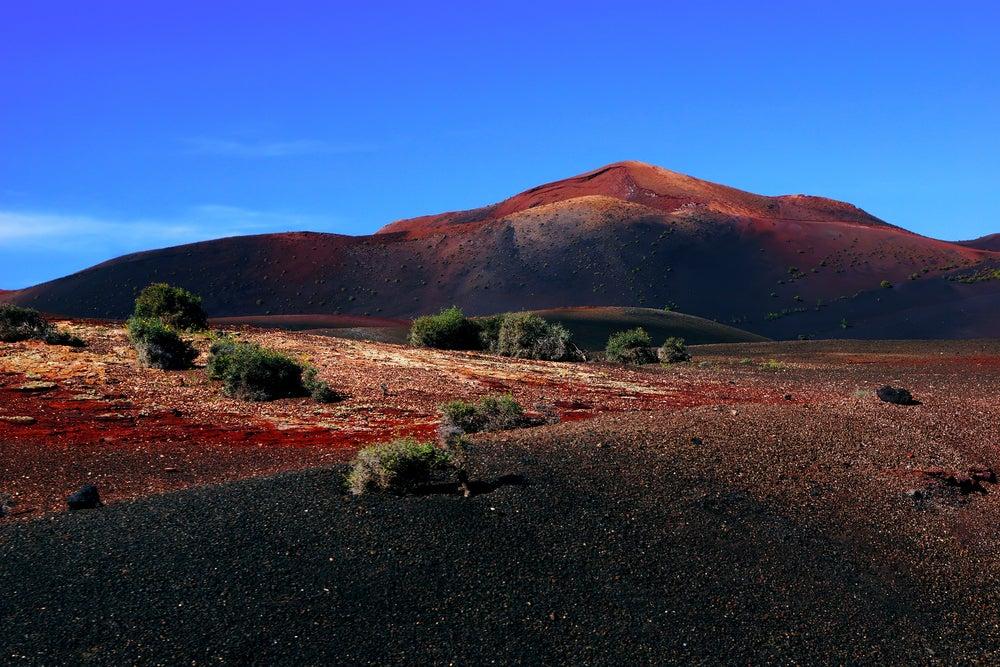 timanfaya parco nazionale lanzarote