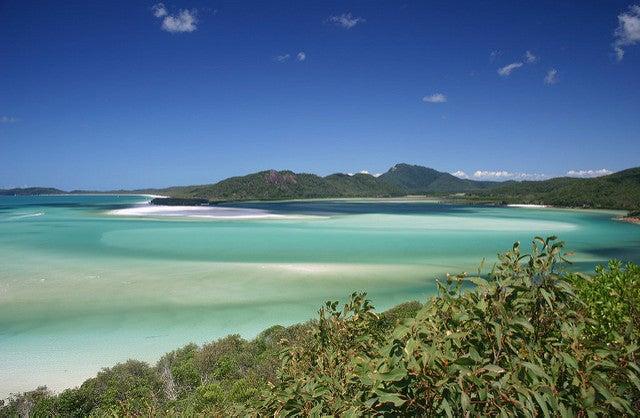 Whitehaven Beach, Australia luoghi da vedere edreams blog di viaggi