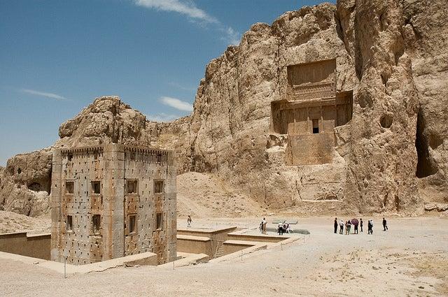 Naqsh-e Rustam luoghi da visitare edreams blog di viaggi