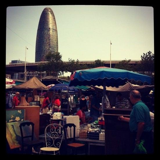 mercato encants, barcelona tipps, was muss man in barcelona machen