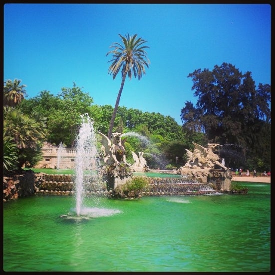 parco ciutadela, barcelona tipps, was sollte man in barcelona machen