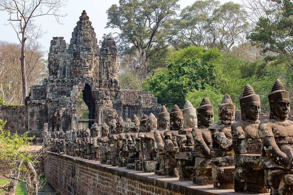 Angkor Wat, Cambogia cose da vedere edreams blog di viaggi