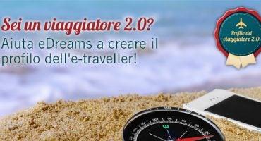 Qual è il profilo del viaggiatore 2.0? Il sondaggio di eDreams