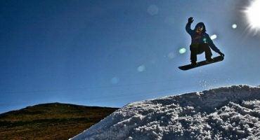 I luoghi più strani dove andare a sciare