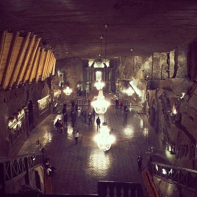 miniere sale wielickza