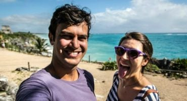 Intervista a Rachel e Leo: due cuori e un'automobile in giro per il mondo