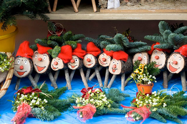 barcellona decorazioni natale