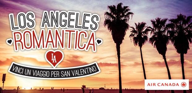 Los Angeles romantica