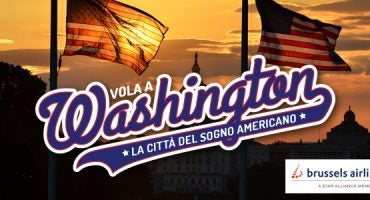 Vola a Washington con il concorso di eDreams