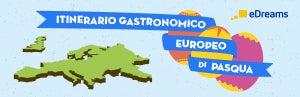 mappa gastronomica pasqua