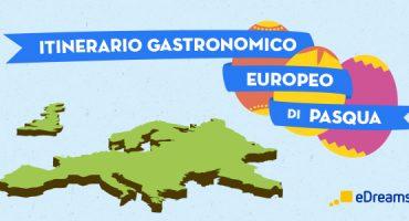 Specialità gastronomiche di Pasqua in Europa