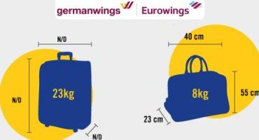 Il bagaglio con Germanwings: le regole da seguire