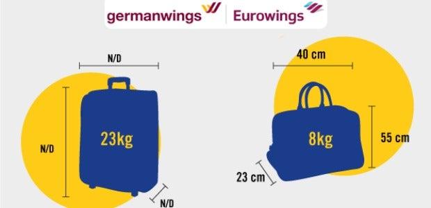 Regole bagaglio con germanwings for Le migliori cabine per grandi orsi