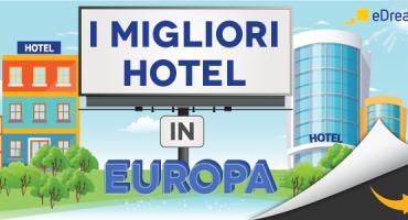 I migliori hotel in Europa