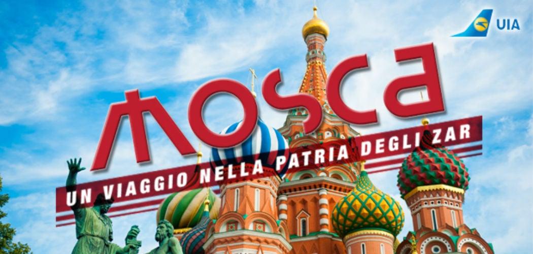 Vola a Mosca con il nuovo concorso eDreams