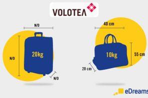 dimensioni bagagli volotea edreams blog viaggi