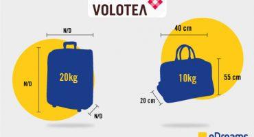 Volotea: bagaglio a mano e da stiva, le regole da seguire