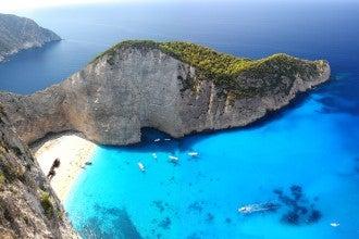 spiaggia navagio zante