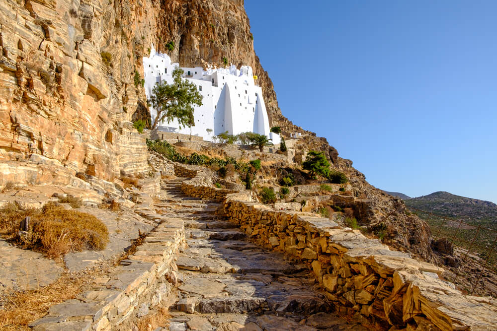 amorgos monastero
