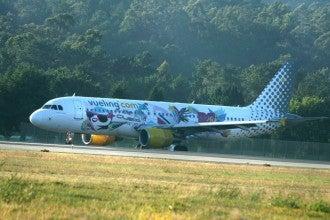 vueling aereo