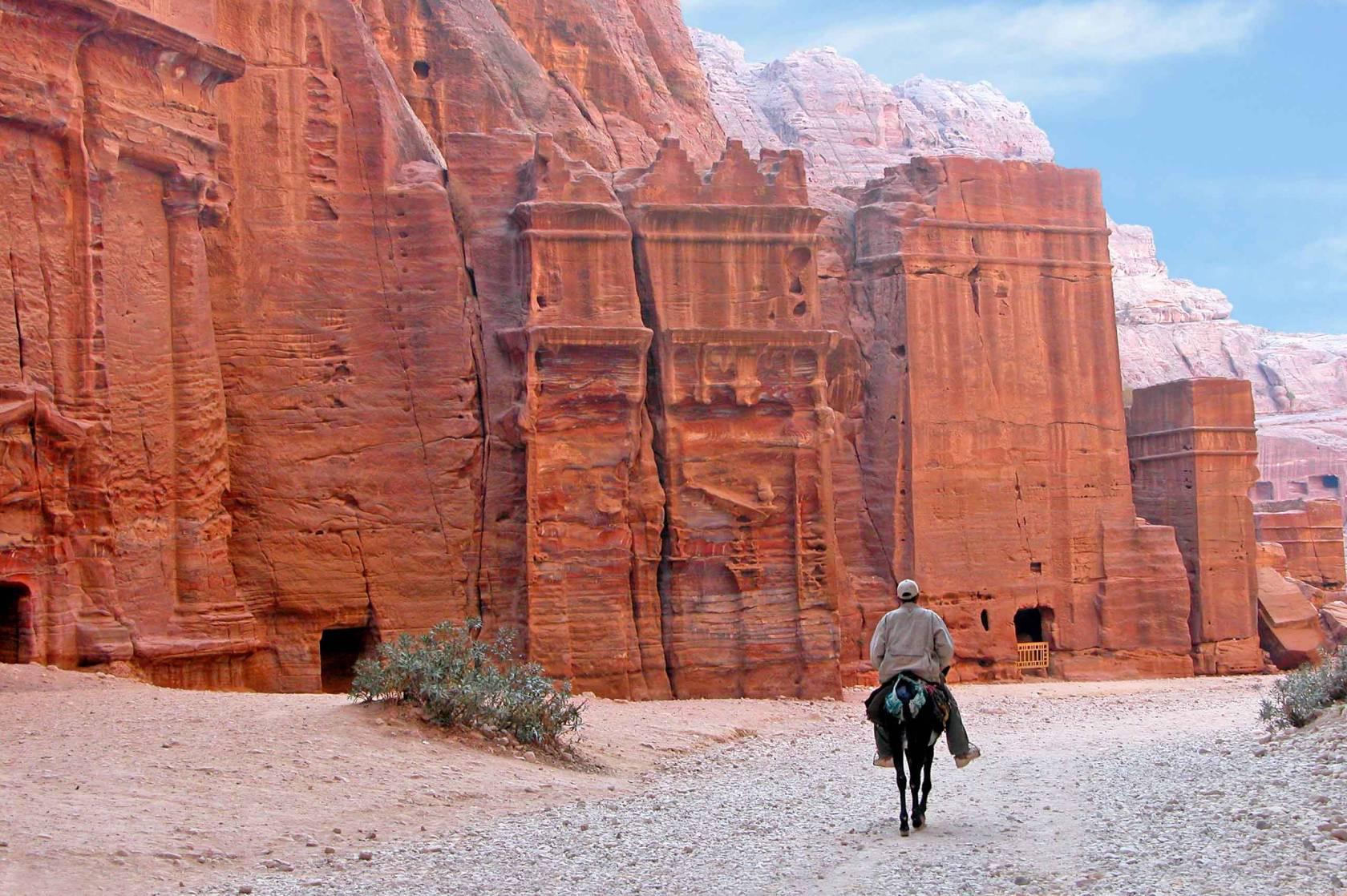 Petra jordânia
