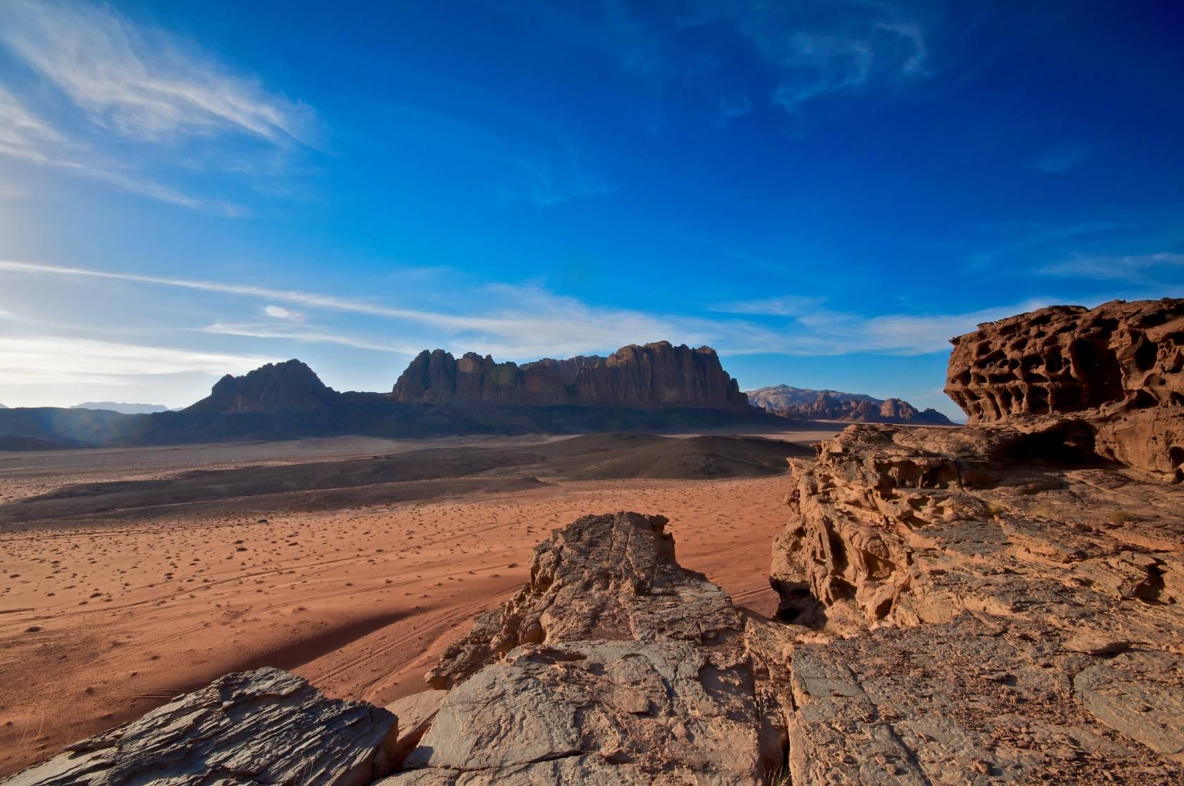 deserto Jordânia