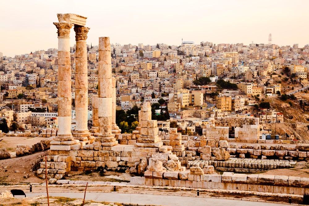 cidadela de Amman