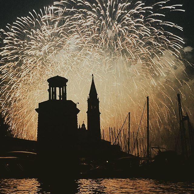 festa redentore venezia