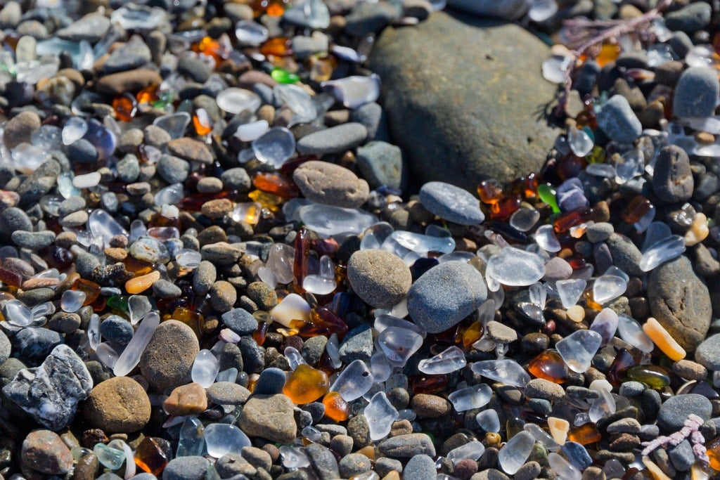 California Glass Beach