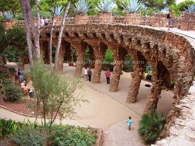 Park Guell Barcelona (1)